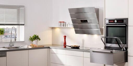 Kuboth Constructa Küchengeräte Edelstahl Weiß