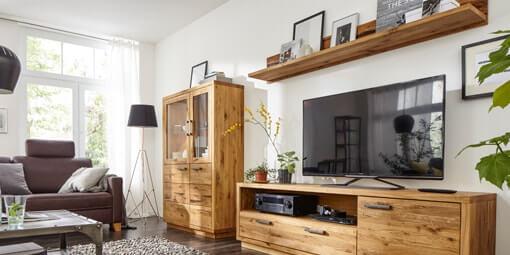 Kuboth Natura Home Wohnzimmer