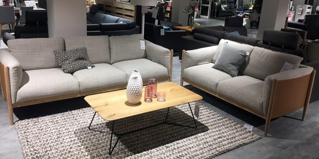Kuboth Ausstellung Sofa