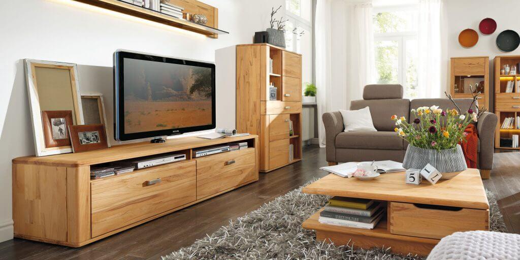 TV-Wand Natura