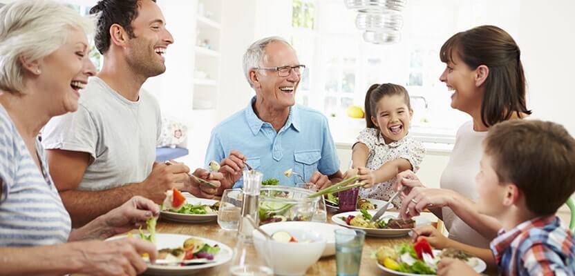 Kuboth Esstische für die ganze Familie