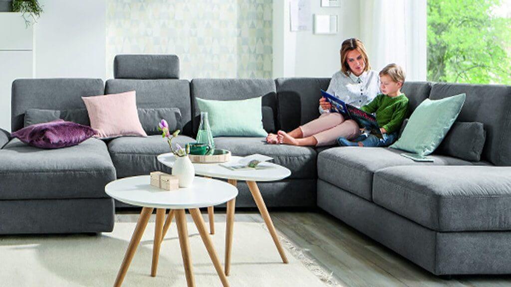 Kuboth Kindgerechtes Wohnen Sofa