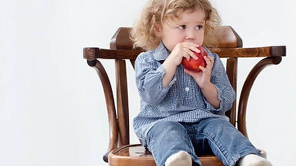 Kuboth Kindgerechtes Wohnen Kinderstuhl