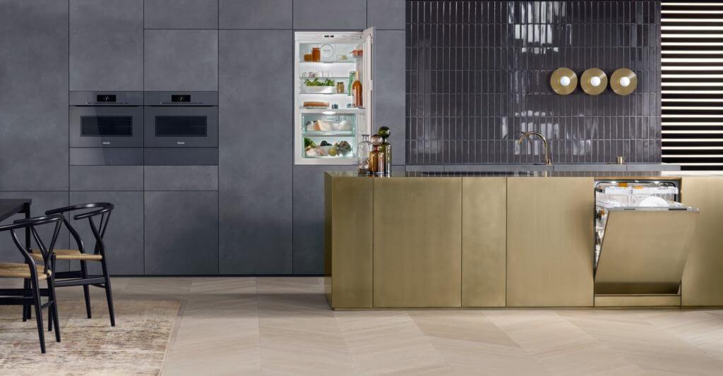Miele Küchengeräte bei Möbel Kuboth