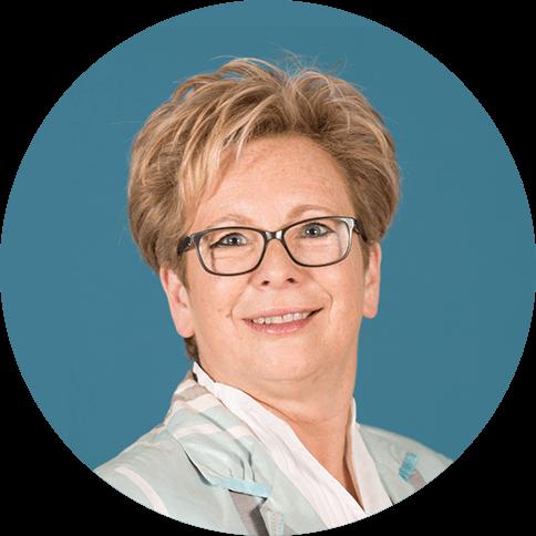 Kuboth Mitarbeiterin Angela Rieche