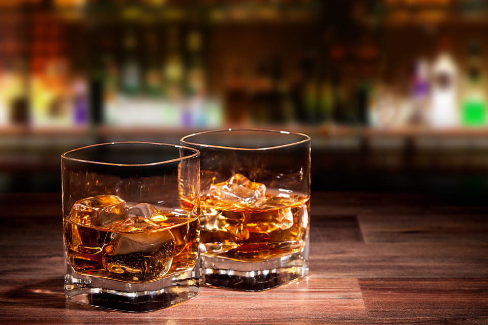 Whiskey Gläser