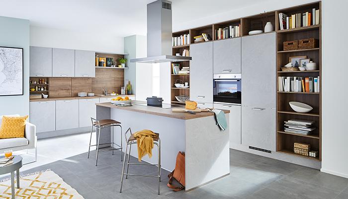 Kochinsel Küche Neueröffnung