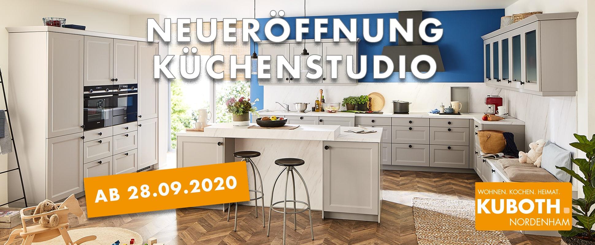 Küchenstudio Neueröffnung