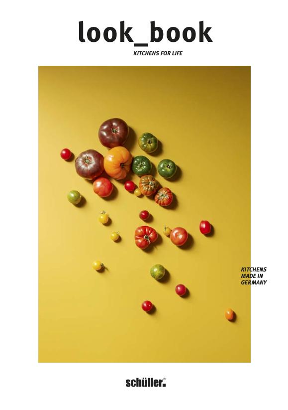 Schüller Küchen Katalog