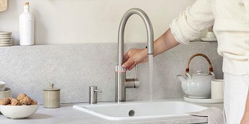 Quooker Wasserhahn bei Möbel Kuboth in Nordenham