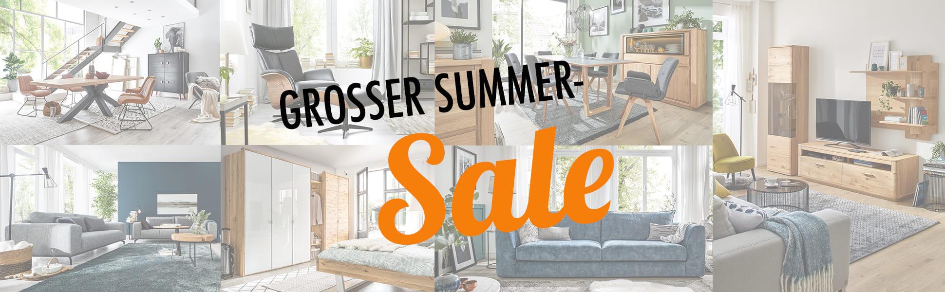 Summer-Sale bei Möbel Kuboth